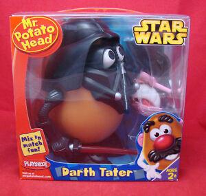NEW Mr. Potato Head Star Wars Legacy DARTH TATER PlaySkool
