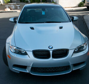 2012 BMW M3 Frozen Silver Edition Coupe (2 door)