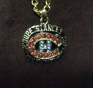 Montreal Canadians Stanley Cup Chain!