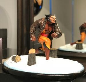 Bowen Sideshow Wolverine  MARVEL Wolverine Statue MINT NEW
