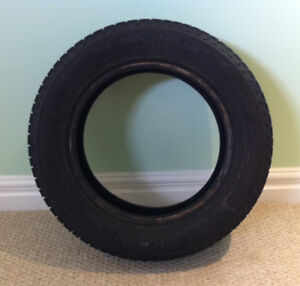 Four Michelin X Ice Tires