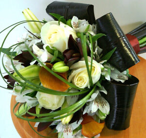 Flower business and decor equipment for sale
