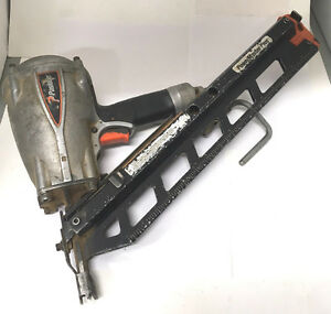 "PASLODE F350S POWERMASTER PLUS PNEUMATIC FRAMING NAILER 2"" - 3-1"