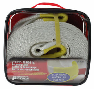 """Recovery Strap. 2""""x 20'. 18,000lbs"""