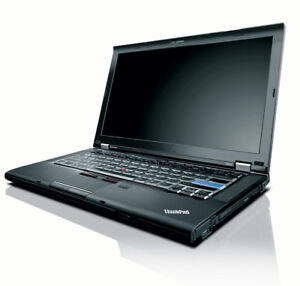 Lenovo T410, Core i5,2..4 GHZ,4/8GB, 160GB,Webcam, Win7 ou 10