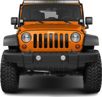 Jeep Wrangler Grille Insert & Accessories