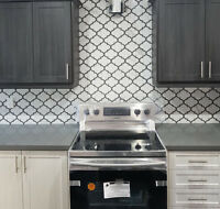 BACKSPLASH Tile Installation Specialists **INSTALLED FROM $250**