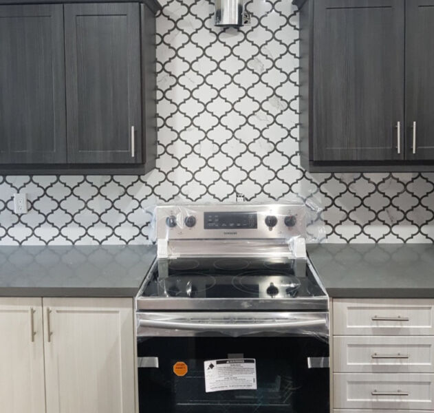 BACKSPLASH Tile Installation Specialists **INSTALLED FROM