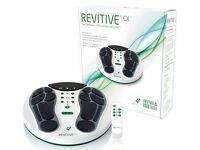 Revitive CX Circulation Booster foot pain relief massager swollen feet relief.