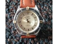 Breitling 18K GOLD Windrider Sirius Automatic
