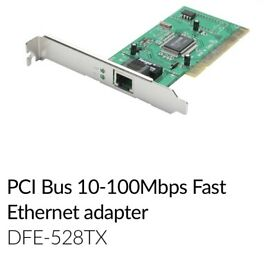 D-Link DFE-530TX Fast Ethernet PCI Desktop Adapter
