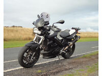 BMW F800R 2009 ( std. ABS / Heated grips )