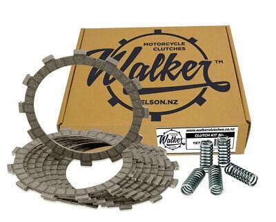 WALKER CLUTCH FRICTION PLATES  SPRINGS <em>YAMAHA</em> XV535 VIRAGO 90 02