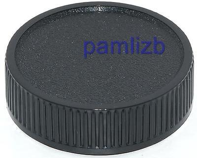 M42  rear camera lens cap fits Praktica Fujica Zenit Takumar screw thread lenses