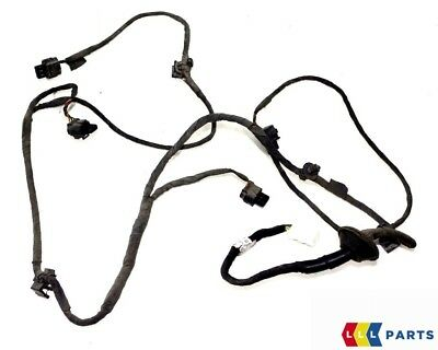 NEW GENUINE MERCEDES C CLASS W204 REAR PDC PARKING SENSORS WIRING LOOM CABLE