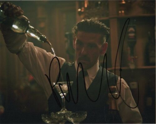 Paul Anderson Peaky Blinders Autographed Signed 8x10 Photo COA #E50