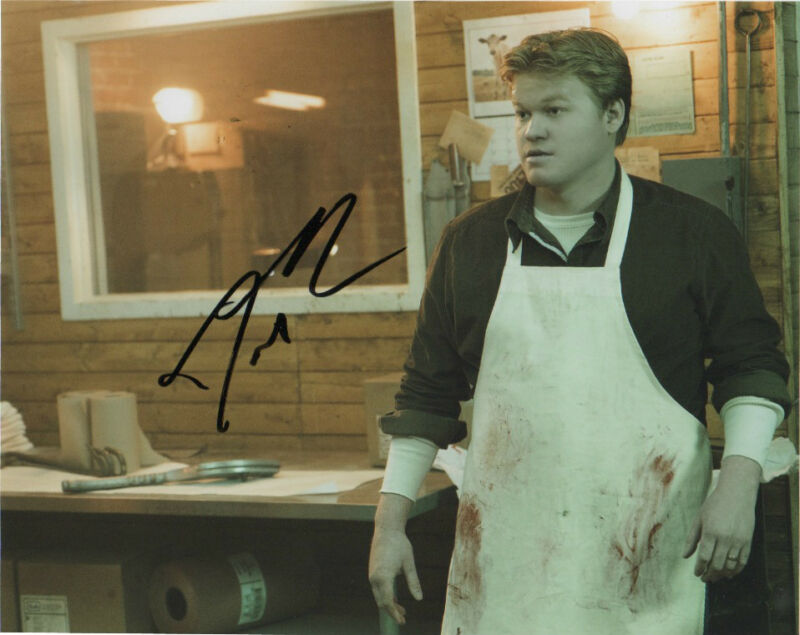 Jesse Plemons Fargo Autographed Signed 8x10 Photo COA #5