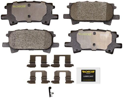 OEM Front Semi-Metallic Brake Pad Set for Lexus RX330 RX350 Toyota Highlander