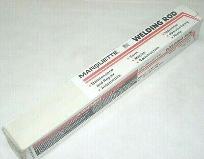 Marquette 55717 Stick Welding Rods 7018 532 Dia Low Hydrogen 5 Lbs Usa Made