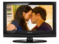 *FREE DELIVERY BEAUTIFUL 19 SAMSUNG LED TV LIKE NEW FREEVIEW TELEVISION