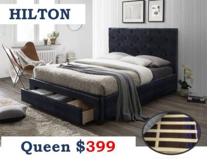 Brand New MODERN Bed Frames - Queen/King sizes | DELIVERY/PICK UP