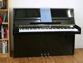 Modern Upright Streicher Piano For Sale