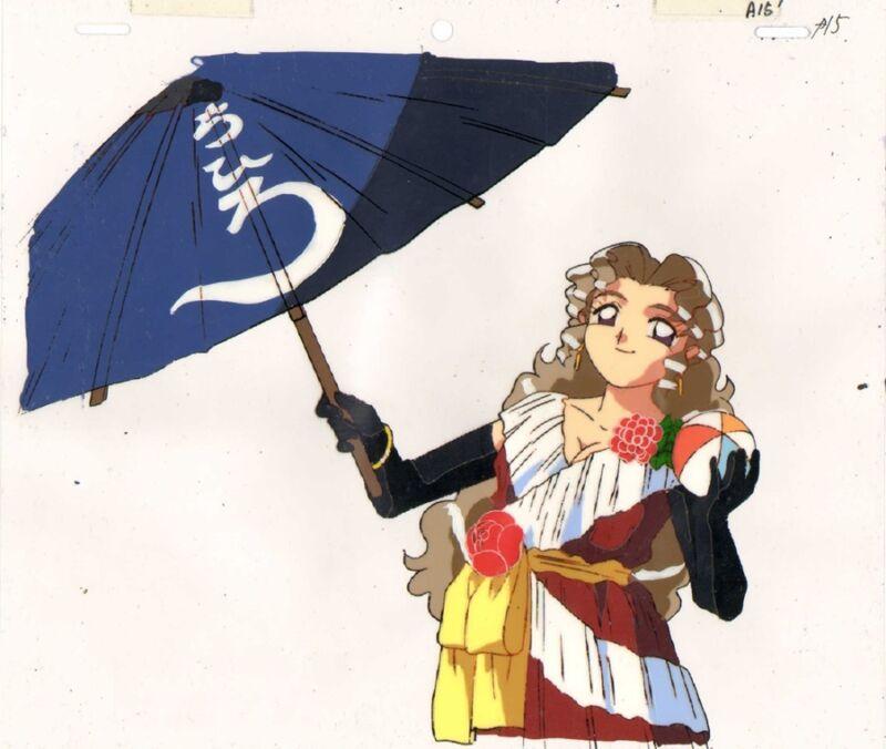 Anime Cel Tenchi #82