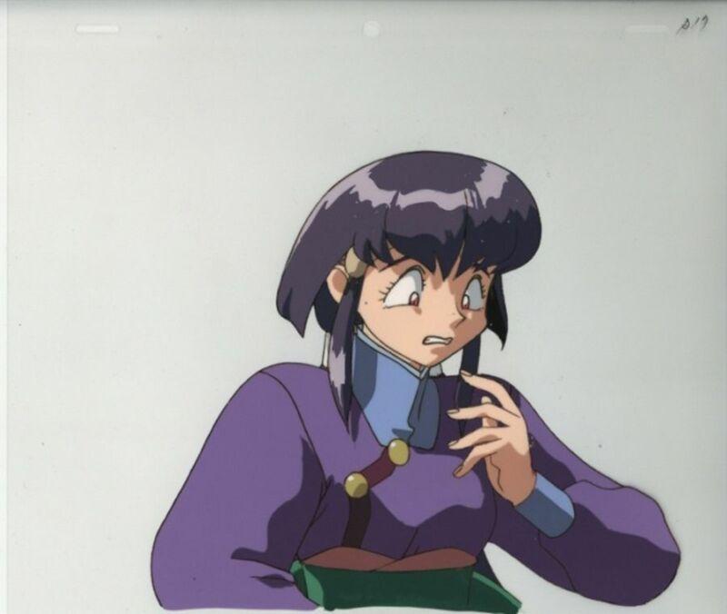 Anime Cel Tenchi #374