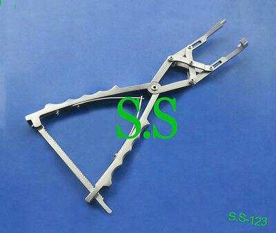Rod Compressor Spine Orthopedic Surgical Instruments S S 123