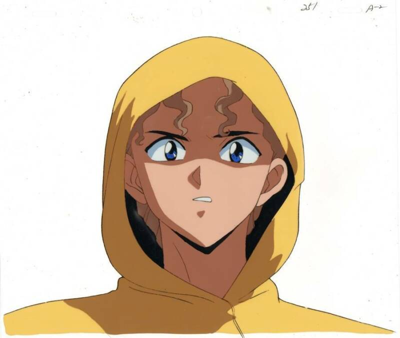 Anime Cel Yu Yu Hakusho #87