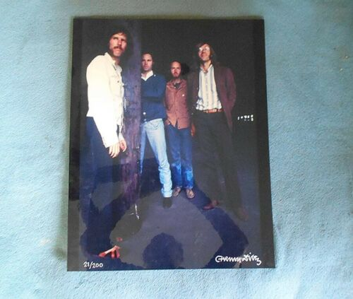 THE DOORS  ORIGINAL 16X20 HENRY DILTZ SIGNED AND NUMBERED PHOTO  JIM MORRISON