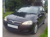 Corsa 1.2 Design [AC] 1 YEAR MOT- NEW ENGINE VAUXHALL SUPPLIED- ONLY 2000 MILES BLUETOOTH