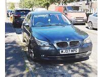 BMW 520D SE 2007 (AUTO) FULL SERVICE HISTORY