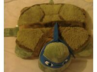 Teenage mutant ninja turtle pillow pets