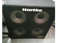 Hartke transporter 410 bass cab