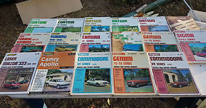 17x automotive service manuals Upper Lansdowne Greater Taree Area Preview