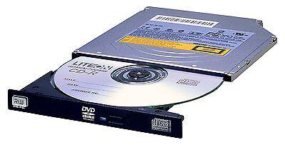 Ultra Slim DVD-Brenner LiteON DU-8A6SH, SATA, intern für Notebooks, 9,5mm Höhe