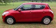 2014 Red Suzuki Swift Mulgoa Penrith Area Preview