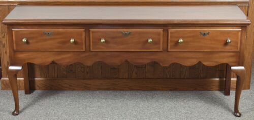 KITTINGER Colonial Williamsburg Mahogany Sideboard Huntboard CW 148