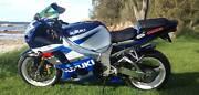 GSXR-1000 SUZUKI 2002 K2 1000 Batemans Bay Eurobodalla Area Preview