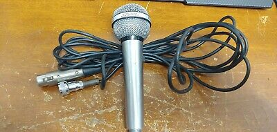 Shure Brothers 585SA Unisphere Microphone w/ Cable
