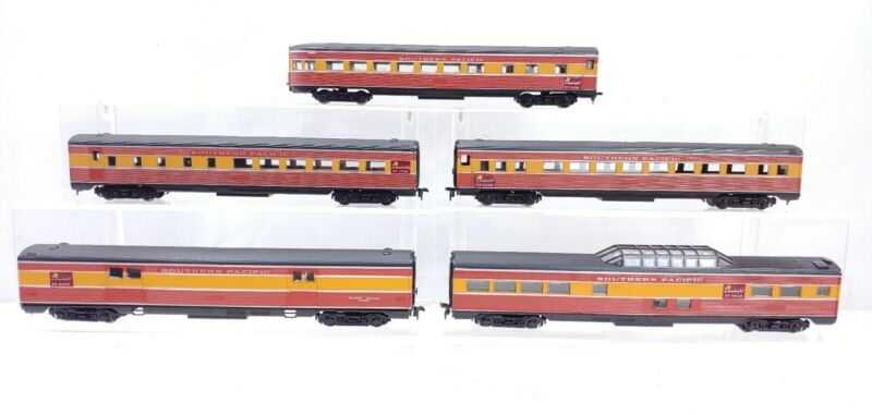 5 Southern Pacific Day Light Passenger Car HO Gauge