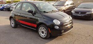 2012 Fiat 500 Pop 33$/semaine
