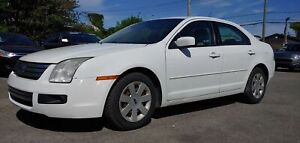 2007 Ford Fusion FWD