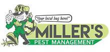 MILLERS PEST MANAGEMNT Port Kembla Wollongong Area Preview