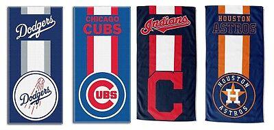 MLB Baseball - Beach Towel 30'' x 60