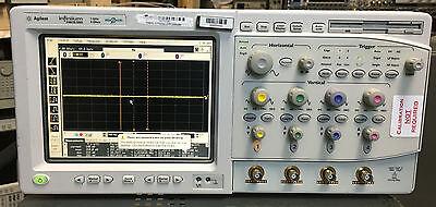 Agilent Hp Infinium 54832b 1ghz 4gss 4ch Digital Oscilloscope