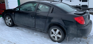2007 Saturn ION 2.4L 5 Speed Manual with Inspection