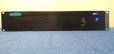 Crown Amplifier model 180A pro audio equipment rack mount from radio station
