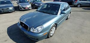 2004 Hyundai Sonata GL / EXCELLENT CONDITION / ONLY 103 KMS